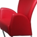 Tulip Fauteuil Red